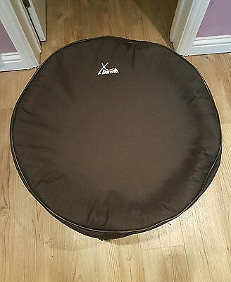 "X Drum 20 x18"" Padded Bass Drum Bag Case"