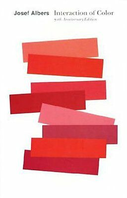 Josef Albers , Interaction of Color ,  9780300179354