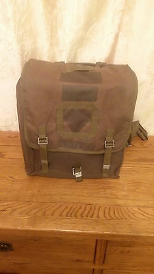 Military backpack canvas authentic army rucksack