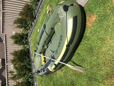 Sevylor fish hunter inflatable dingy