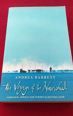 The Voyage Of The Narwhal by Andrea Barrett (Paperback, 1999)