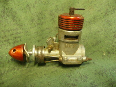 Vintage DAVIES CHARLTON SABRE 1.5cc diesel engine may not have had much use