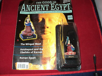 Hachette The Gods of Ancient Egypt - Issue 98 - Maat - The Winged Maat
