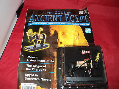 Hachette The Gods of Ancient Egypt - Issue 99 - Mnevis - living image of Ra