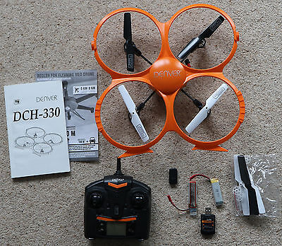 Denver DCH-330 remote Controlled Drone