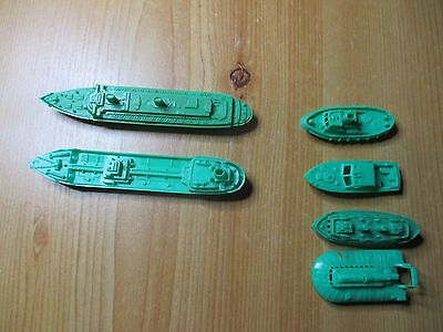 R & L Cereal Toys Kellogg's Harbour Front - Ships.