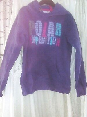 Sweat a capuche taille 10/12 ans ...PEPPERTS..
