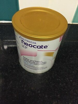 Baby Sealed LCP Neocate FORMULA  (4 TINS Available) MILK