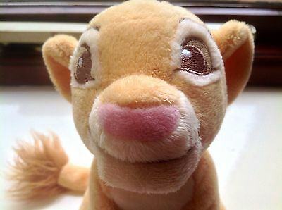 Disney Store Exclusive The Lion King  Simba Super Plush Soft Toy