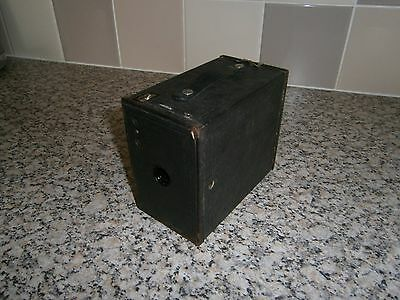 Box Brownie No 2A Model C Vintage 1924 with case