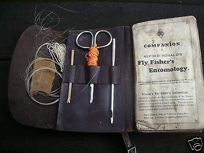 Alfred Ronald's  ~ Fly Fisher's Entomology ~  A Companion  for Fly fishing