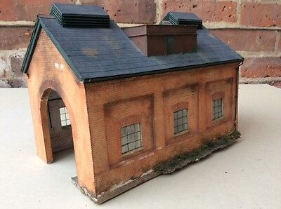 BARGIN: Engine Shed used, nice condition REDUCED by 25%!!!