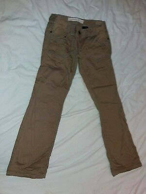 Next maternity trousers size 8