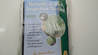 Butterfly and bird protection netting (4 x 3m)