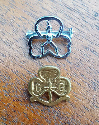Guides and Brownies Badges