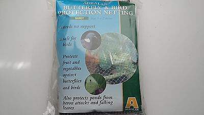 Butterfly and bird protection netting ( 5 x 2m)