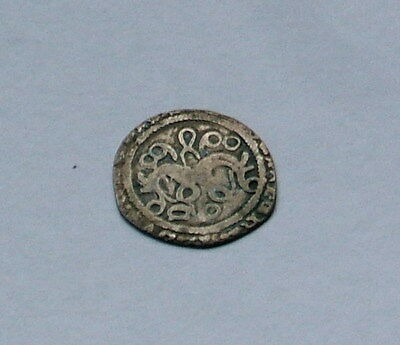 Silver Half Reale of Ferdinand and Isabella