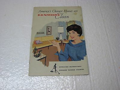 Sears Kenmore Pamphlet