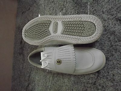 Ladies White Golf Shoes By Footjoy