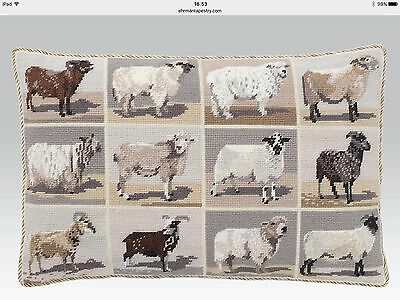 Ehrman Designer Magie Hollingworth 'Beautiful sheep' tapestry chart only