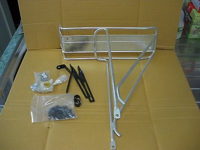 bicycle rear luggage carrier