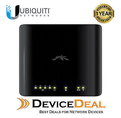 Ubiquiti Networks airRouter Indoor Wi-Fi Router NO Power Adaptor - AIRROUTER