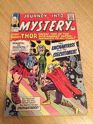 Journey Into Mystery #103.  1st Appearance Of The Enl
