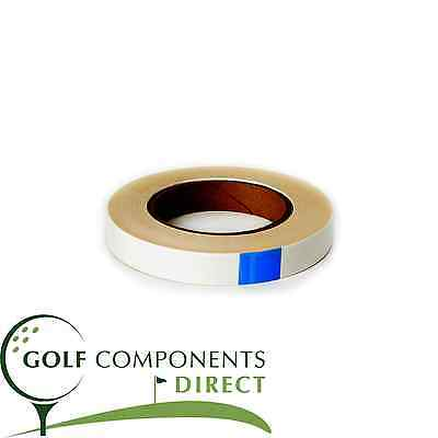 Economy Double Sided Golf Grip Tape Roll - 19mm x 5m (10 Clubs)