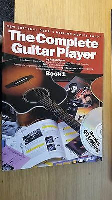 The Complete Guitar Player Book 1