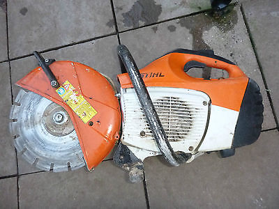 Stihl Ts410 Very Good Condition
