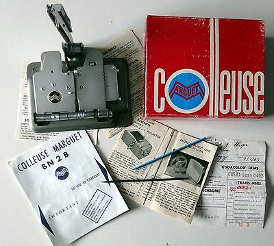 Vintage  COLLEUSE MARGUET  BN2B   boxed with instructions