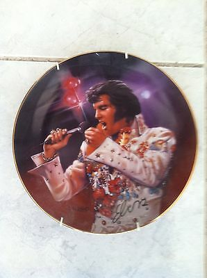 Elvis Collect able Plate