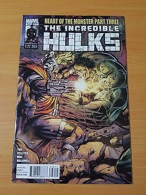 The Incredible Hulks #632 ~ NEAR MINT NM ~ (2011, Marvel Comics)