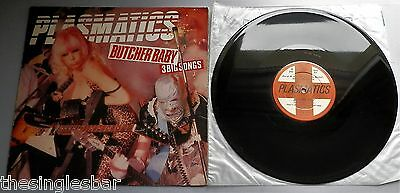 "Plasmatics - Butcher Baby UK Stiff 1980 12"" Single"