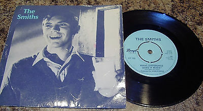 "Rare The Smiths What Difference Does It Make 7"" Orig Uk A1/b1 Matrix Morrisey"