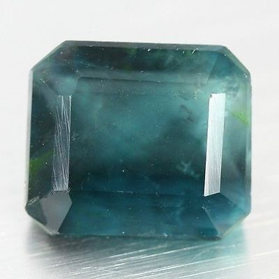15.100 Cts GENUINE NATURAL ULTRA RARE NICE  GREEN FLUORITE UNHEATED GEM AAA!!!