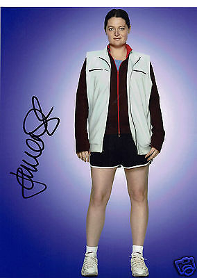 Lauren Ash Actress Superstore  Hand Signed Official Photograph 10 x 8