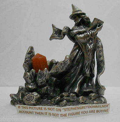 Myth And Magic - Revealing The Crystal Figure By Tudor Mint Rare