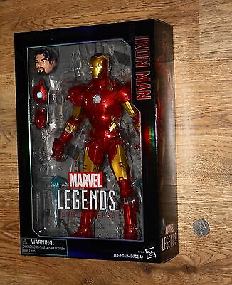 Marvel Legends Premium Series - 12-inch 12in Iron Man NEW & SEALED