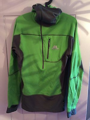 MOUNTAIN EQUIPMENT Eclipse Hooded Zip T Men's - Large