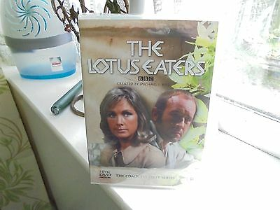 The Lotus Eaters - Series 1   NEW/Sealed (DVD, 2009, 3-Disc Set, Box Set)