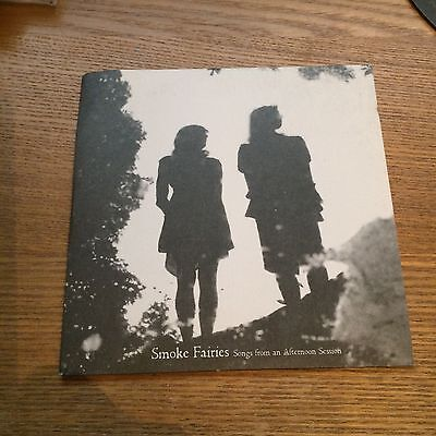 Smoke fairies - Promo  Cd  - Songs From An Afternoon Session - Rare