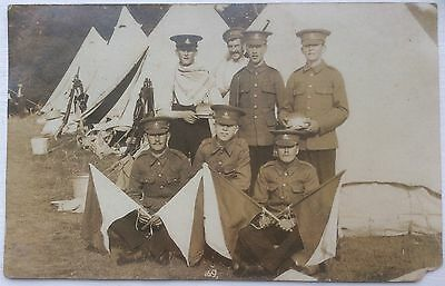 ARMY GROUP, EARLY 20th CENTURY, ?? ROYAL SUSSEX REGIMENT