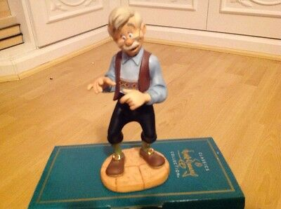 Wdcc Gepetto Goodby Son Pinocchio Walt Disney Classic Collection