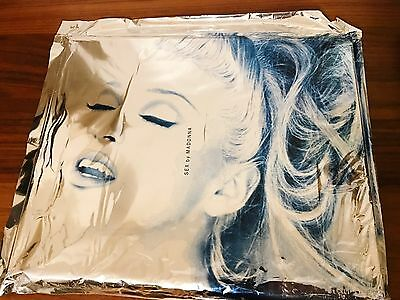 Madonna Japan Edition SEX Book Sealed New Condition Rare!