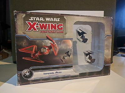 Star Wars X-Wing Miniatures Game Expansion: Imperial Aces