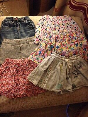 Bundle Of Girls Skirts And Shorts From Next Age 2-3