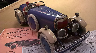 Voiture Meccano Constructor N2