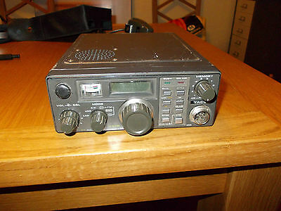Yaesu FT-290R with MuTek front end.