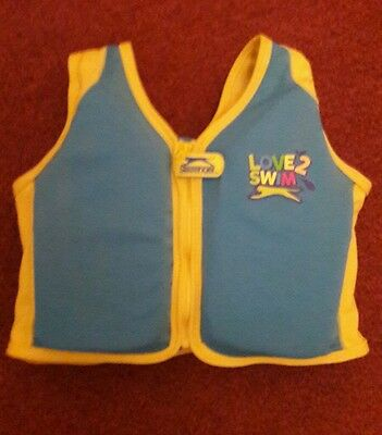 Baby's floatation vest age 2-3years
